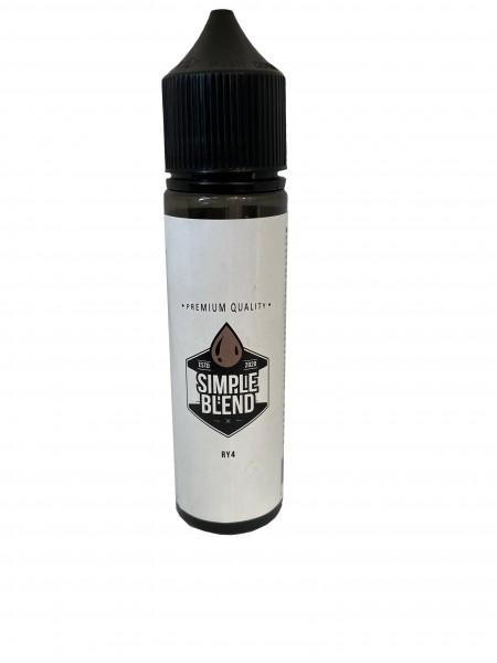 BLACKOUT Flavor Shot Simple Blend RY4 60ml