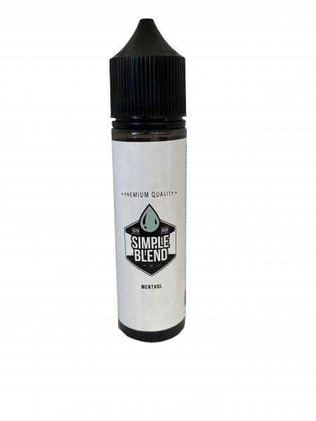 BLACKOUT Flavor Shot Simple Blend Menthol 60ml